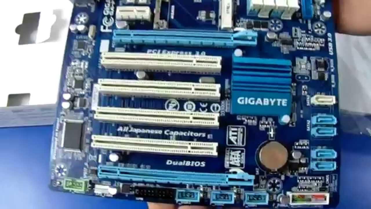 GIGABYTE GA-P75-D3 DRIVERS FOR WINDOWS VISTA