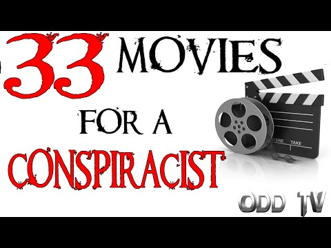 ODD TV's 33 Movies for a Conspiracist ▶️️