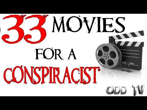 ODD TV's 33 Conspiracy Movies ▶️️
