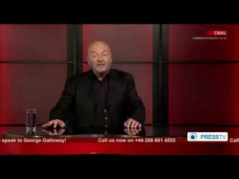 Is Israel getting away with murder? - George Galloway - Comment - Press TV - 6th November 2014