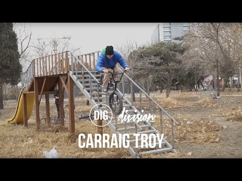 Carraig Troy - China Trip - Division Brand