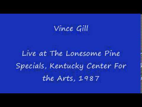 Vince Gill - Live, 1987