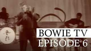 Bowie TV: Episode 6 | Mario McNulty and Reeves Gabrels on Zeroes (2018)