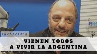 Baby Etchecopar - Vienen Todos Vivir a La Argentina