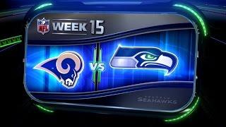 Week 15: Seahawks vs Rams Key Matchups