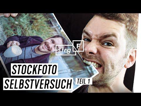 Stockfoto-Wahnsinn: Was passiert mit meinem Bild? | STRG_F