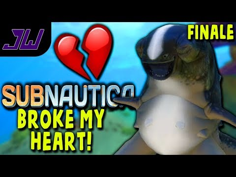 SUBNAUTICA BROKE MY HEART! | Subnautica Full Release Gameplay | Episode 23 (Finale)