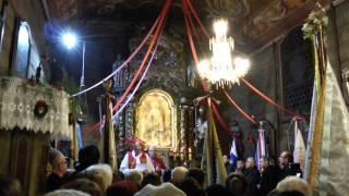 Sanktuarium św  Walentego w Bieruniu: Nadanie [Dziennik Zachodni]