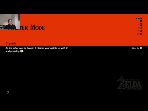 Breath of the Wild - Master Mode