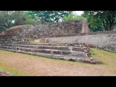 Sitio Arqueológico Tazumal
