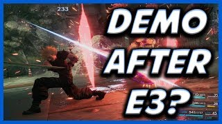 Playable Demo For Final Fantasy 7 Remake Coming After E3?