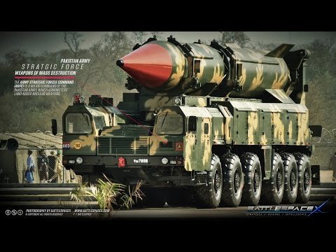 Pakistan's Full Spectrum Nuclear Deterrence