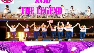 SNSD The Legend - Stafaband