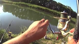 Битва  прикормок для рыбалки,фильм первый (Дневник рыболова)