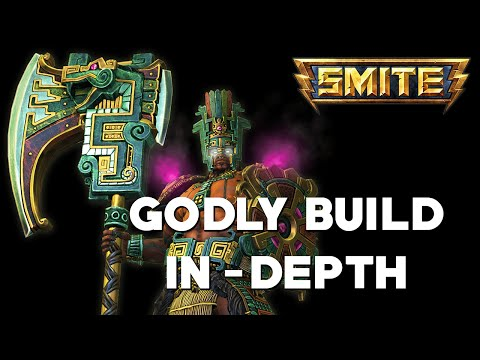 CHAAC Godly Build In Depth - All Gametypes (SMITE Xbox One)
