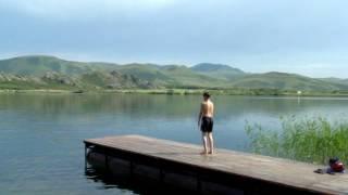 передние сальто в воду