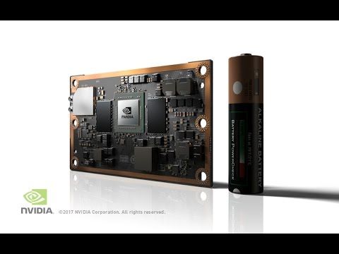 Embedded Computer Vision Real Time? Nvidia Jetson TX2 +