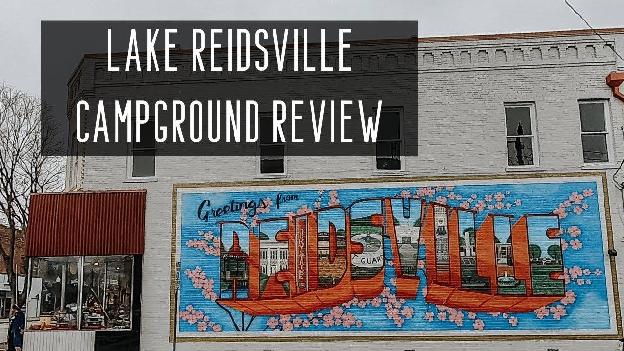 Lake Reidsville Campground Review - North Carolina ...