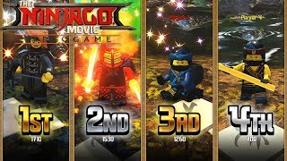 LEGO Ninjago Movie Videogame - Samurai Showdown - Battle Arenas gameplay(PC)