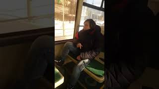 Пассажир(ка) автобуса