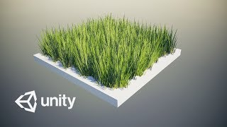 GRASS SWAY In Unity - SHADER GRAPH