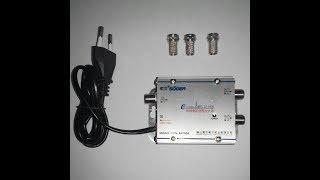 Catv signal Amplifier