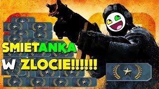 ŚMIETANKA W ZŁOCIE!!!!! CS:GO - Ranked #2