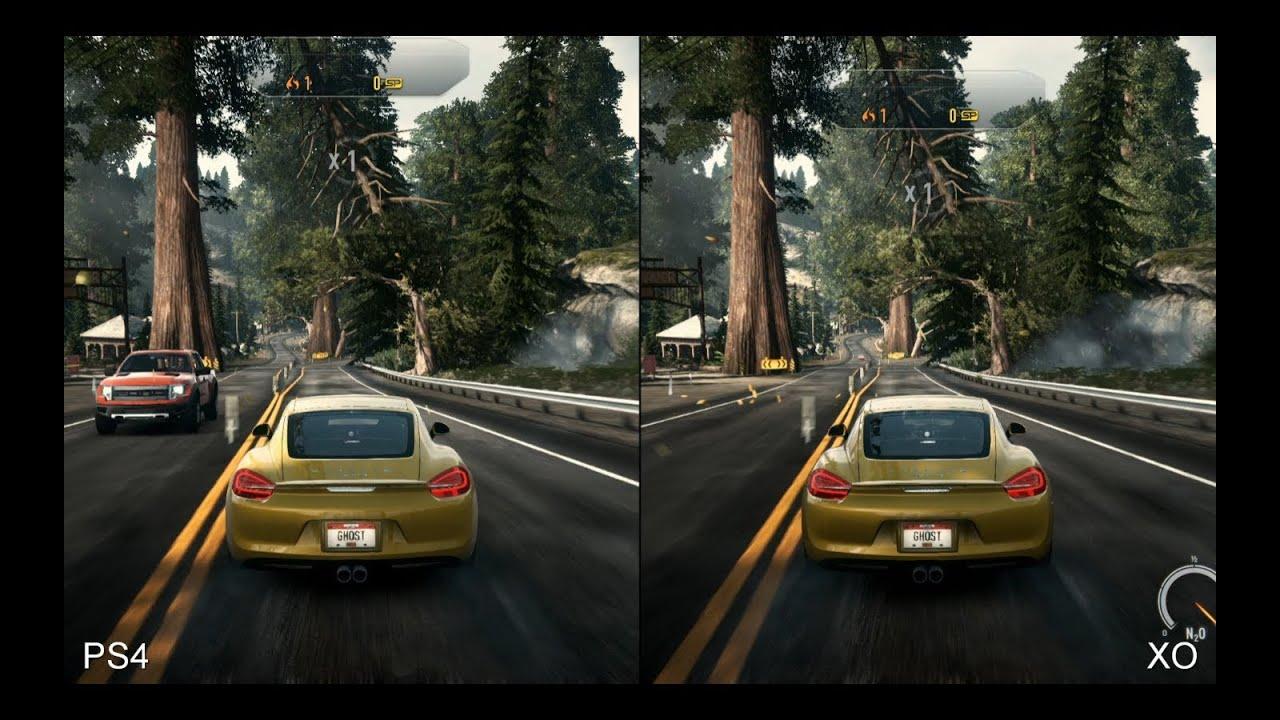 Next-Gen Face-Off: Need for Speed: Rivals • Eurogamer net