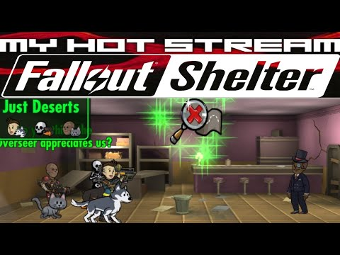 Fallout Shelter (PC) Overseer Quest (Just Deserts) 6/6