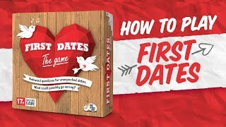 How to play First Dates: The Official Board Game