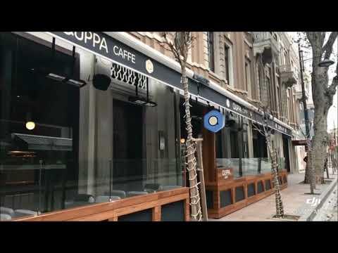 Quppa Caffe Akaretler / Akaretler'de Açılan Yepyeni Bir Kahveci
