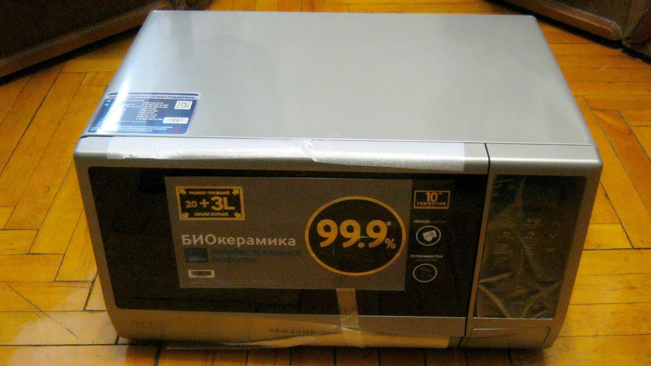 Микроволновая печь Samsung CE103VR. Купить микроволновку Самсунг .