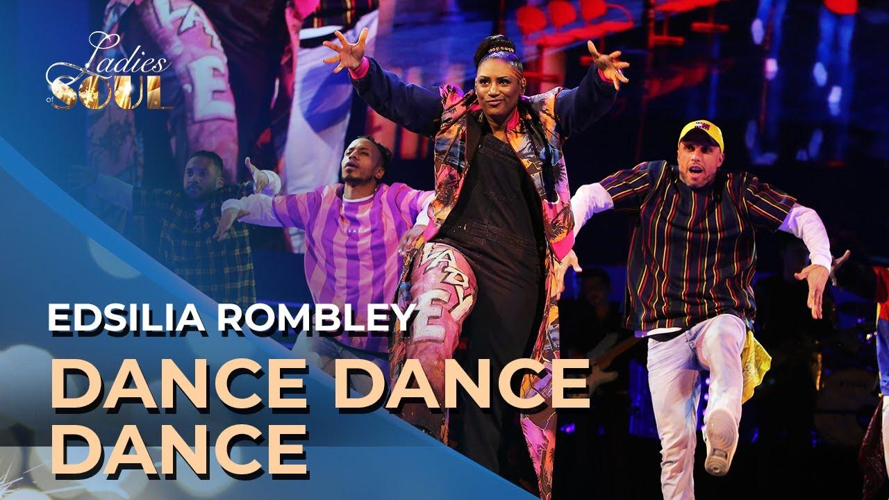 Ladies Of Soul 2018 Dance Dance Dance Medley Edsilia