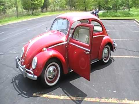 1963 classic vw beetle bug for sale 49 000 miles awesome. Black Bedroom Furniture Sets. Home Design Ideas