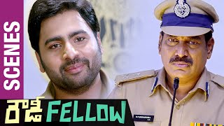 Nara Rohit Makes Fun of Ahuti Prasad
