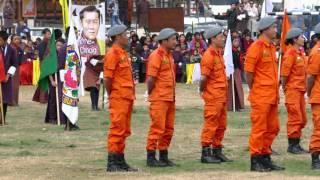 Yet more Celebration of King #4 60th birthday, Bumthang, Bhutan, 2015-11-11