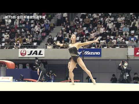2021 NAKAMURA Yumika 中村有美香 Synchronized Floor Music
