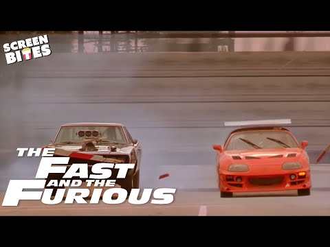 The Final Race   The Fast And The Furious   SceneScreen