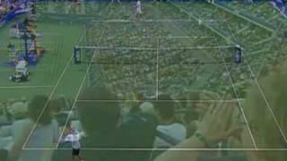 André Agassi  Vs Pete Sampras Us Open 2002 highlights