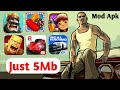 (5MB)Download All Android high graphic Game And MOD Games in Just 1 Apk 2017 (HINDI)