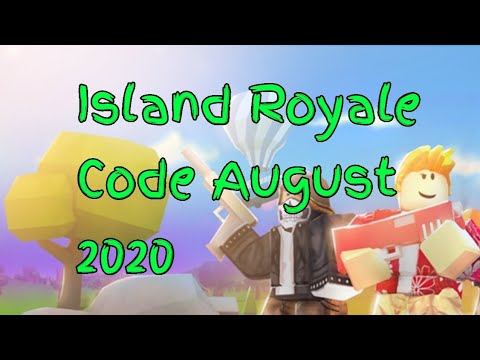 Roblox Island Royale Codes 2020 August Island Royale Code August 2020 Disco Roblox Youtube