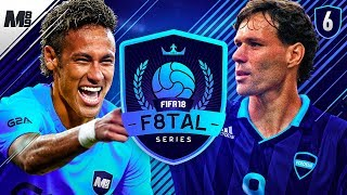 F8TAL KNOCKOUTS VS FC ROELIE | FIFA 18 ULTIMATE TEAM #6