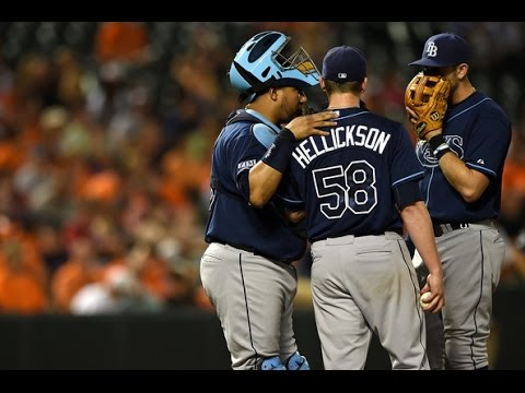 Arizona Diamondbacks Acquire Jeremy Hellickson From Tampa Bay Rays