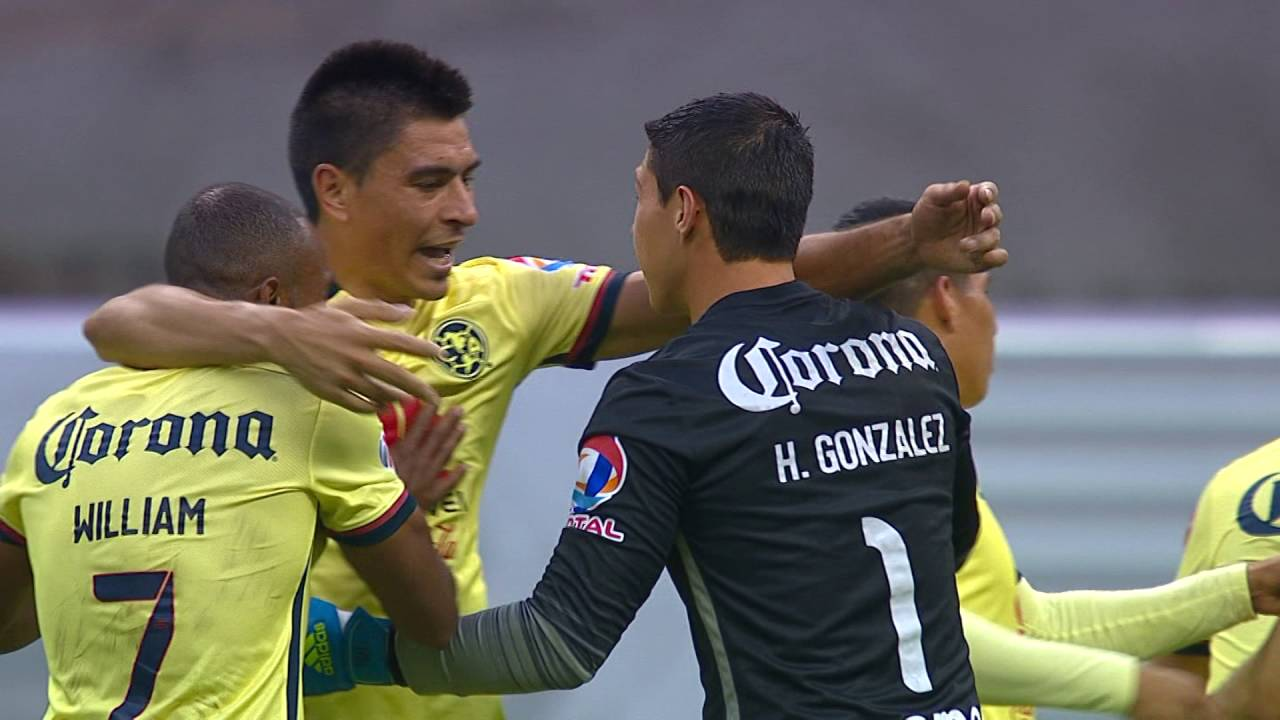 Goles América 2 1 Chivas Juego De Vuelta Cuartos De Final Liga Mx