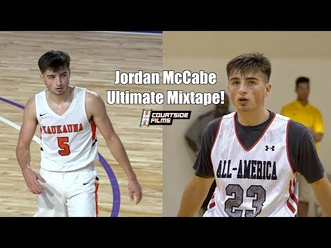 Jordan McCabe ULTIMATE Mixtape! One Of A Kind PG Heading To WVU!