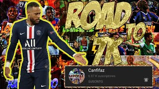 ROAD TO 7K DE SUB FIFA MOBILE