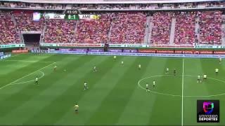 America vs Chivas 1-1 Abril 26, 2015 Highlights Univision