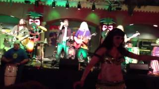 Spirit of Santana Black magic women with Angela Clayton Gypsy Belly Dancer