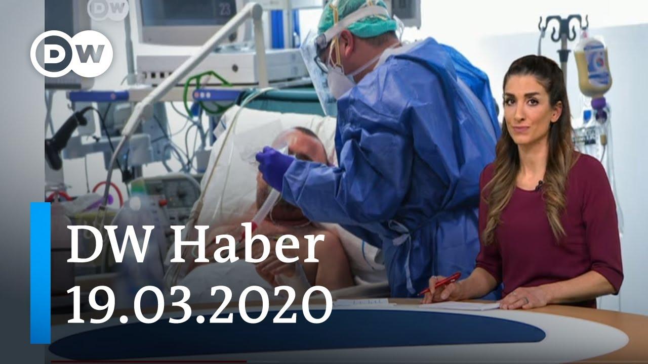 Corona virüs: Türkiye'de sağlık çalışanları koruyucu önlem istiyor (19.03.2020)