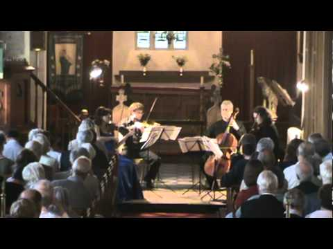 St. Petersburg Quartet. Bach- Vayner, Chaccone for the String Quartet, ( Boris Vayner's Arrangement)